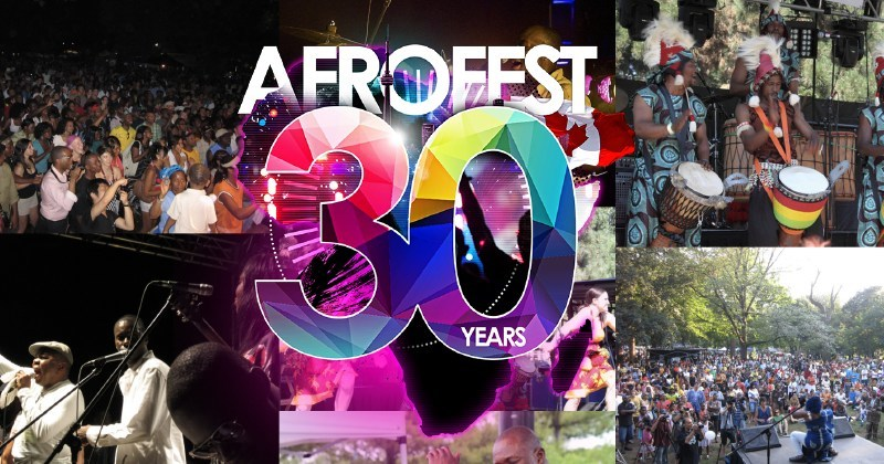 AFROFEST Set to Break Guinness Record for Largest Djembe Ensemble this Weekend (CNW Group/AFROFEST)