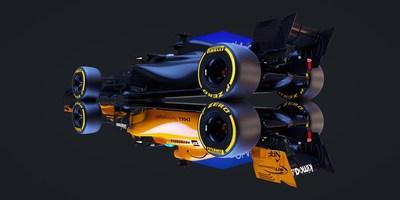McLaren launches new esport programme (PRNewsfoto/McLaren)