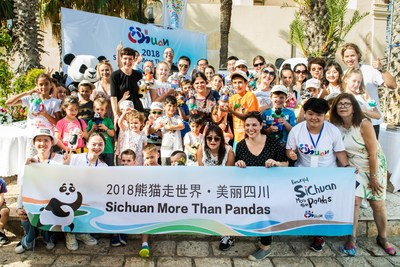"the 2018 ""Beautiful Sichuan, More than Pandas"" tourism promo campaign officially kicked off in the city of Tel Aviv"