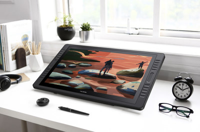 Huion releases professional pen display KAMVAS Pro 22