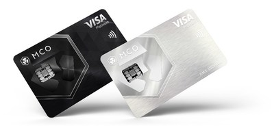 MCO Obsidian Black and Icy White Visa Platinum Card holders can enjoy the services of MCO Private, a bespoke cryptocurrency concierge tailored to the needs and interests of CRYPTO.com's high-net-worth clients. (PRNewsfoto/CRYPTO.com)