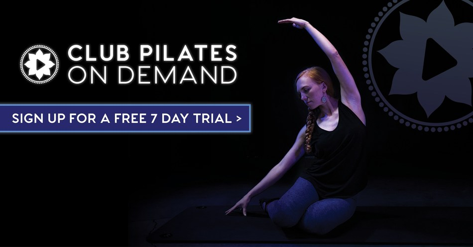 Club Pilates On Demand