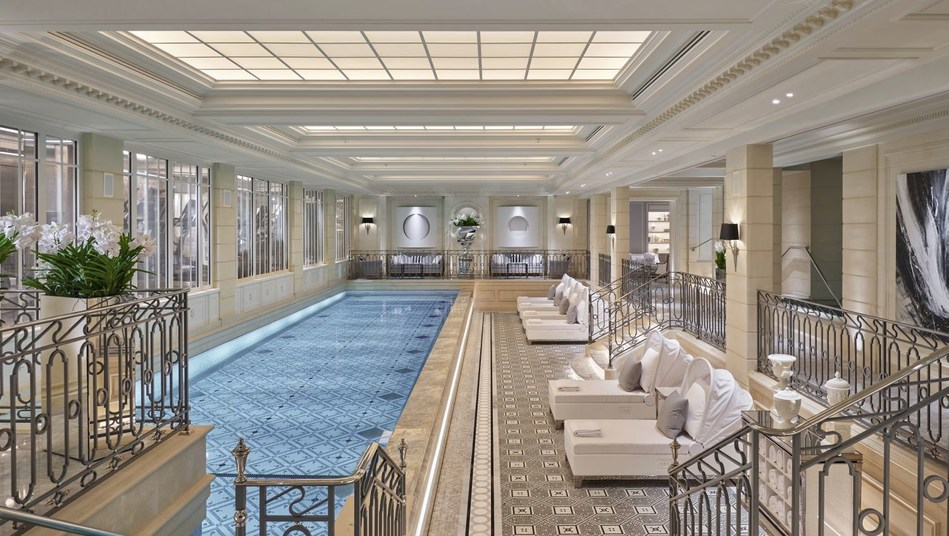 """Unveiling the brand new """"Le Spa"""" at Four Seasons Hotel George V – 720m2 of luxurious space dedicated to wellness (PRNewsfoto/Four Seasons Hotel George V)"""