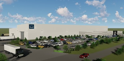 MAN Diesel & Turbo's new North American headquarters will open west of Houston in the business park at Twinwood. The company announced a new name, MAN Energy Solutions, at a groundbreaking ceremony on Tuesday, June 26, 2018.