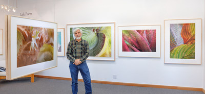 "Digital photography pioneer Stephen Johnson will exhibit his new ""Life Form"" works at The Pacifica Center for the Arts beginning on July 21st, 2018."