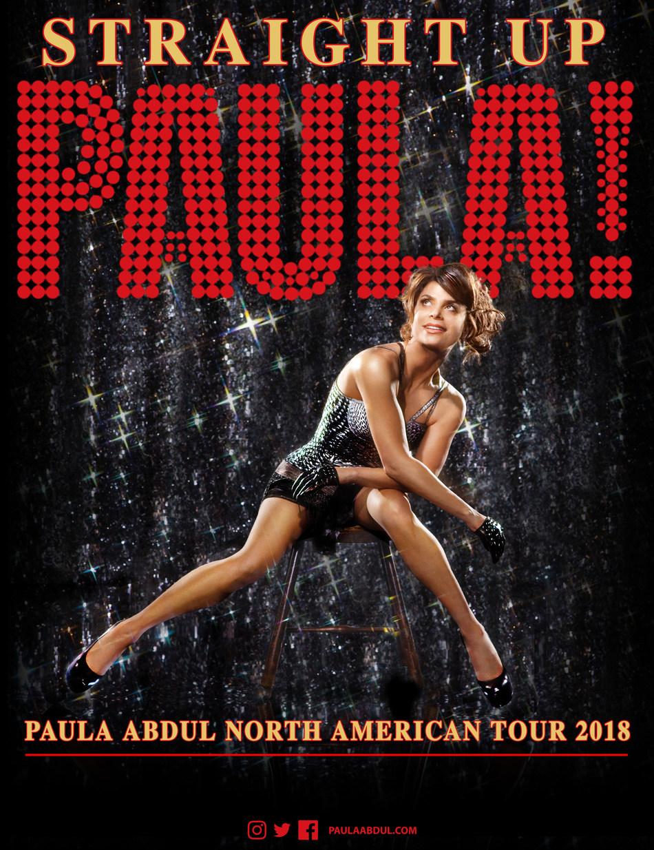 STRAIGHT UP PAULA!