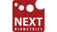 NEXT Biometrics logo (PRNewsfoto/NEXT Biometrics ASA)