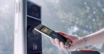 El pago móvil de UnionPay está en todas partes