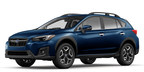 Subaru Canada: Pricing Announced for Value-Packed 2019 Crosstrek (CNW Group/Subaru Canada Inc.)