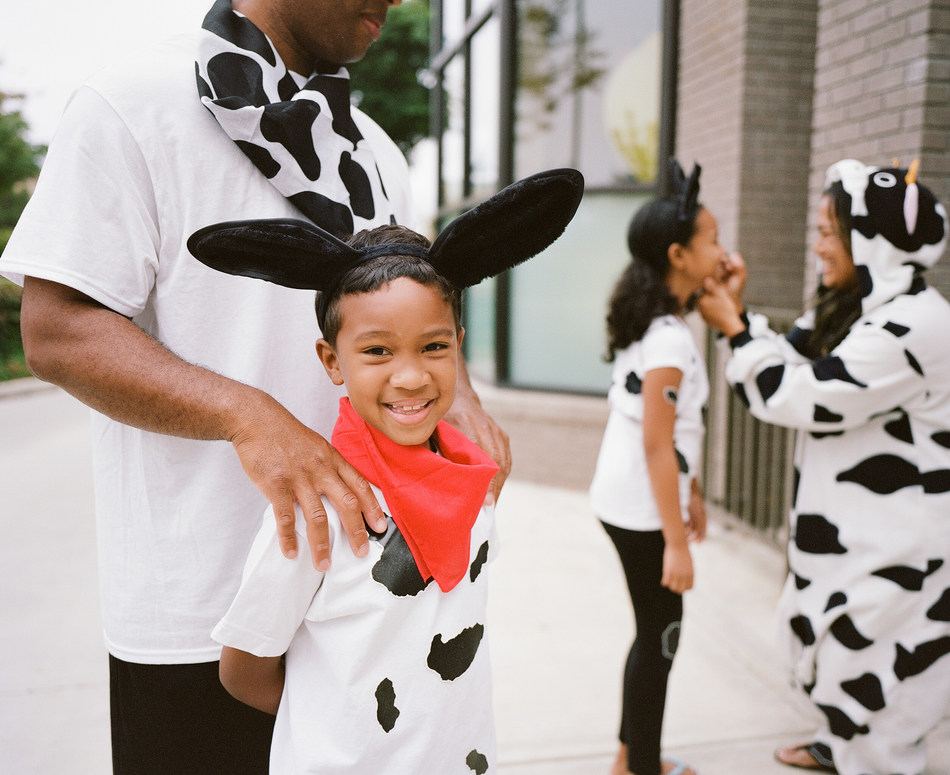 On Tuesday, July 10, customers can visit their local Chick-fil-A restaurant dressed as a cow to receive a free entree.