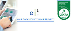 The ei3 IIoT solution improves machine productivity, increases yield and reduces energy consumption in a highly secure, white-labeled experience.