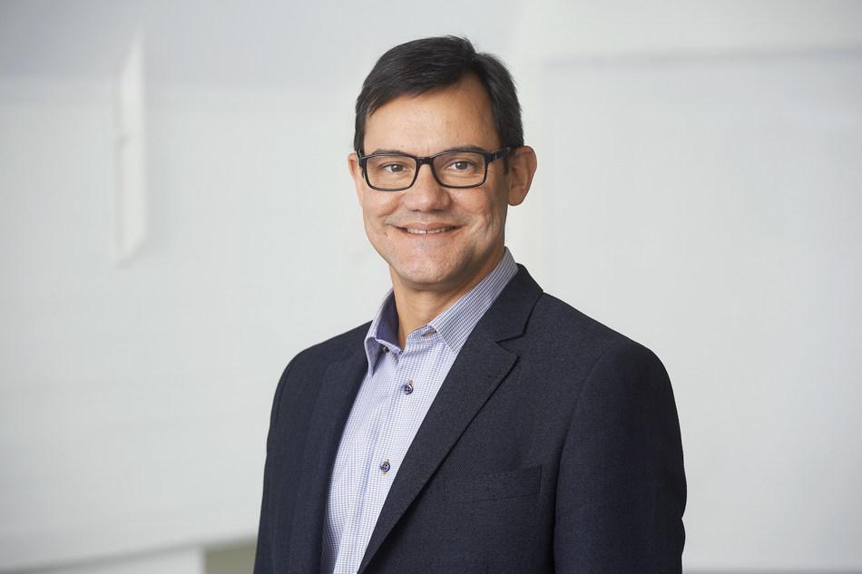 Mario Abreu, Vice President Sustainability, Tetra Pak (PRNewsfoto/Tetra Pak)