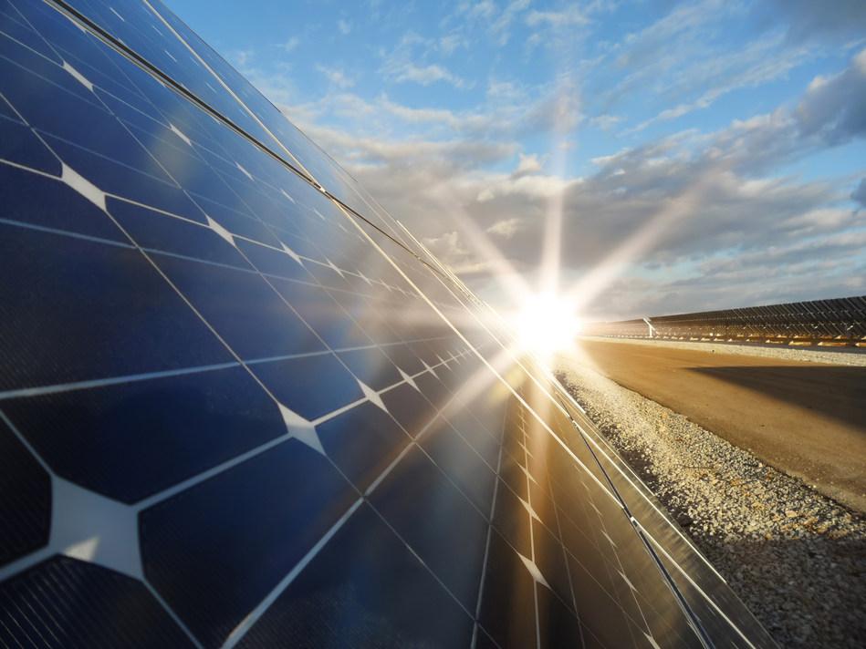 Solar Panels (PRNewsfoto/Tetra Pak)