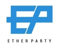 Logo of Etherparty, Canadian blockchain technology company based in Vancouver, B.C. (Credit: Etherparty Smart Contracts, Inc.) (CNW Group/Etherparty)