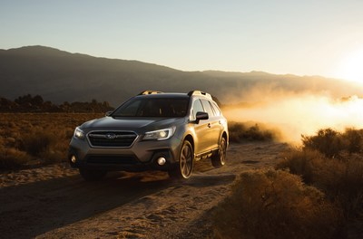 Subaru Announces Pricing For 2019 Legacy And Outback Models