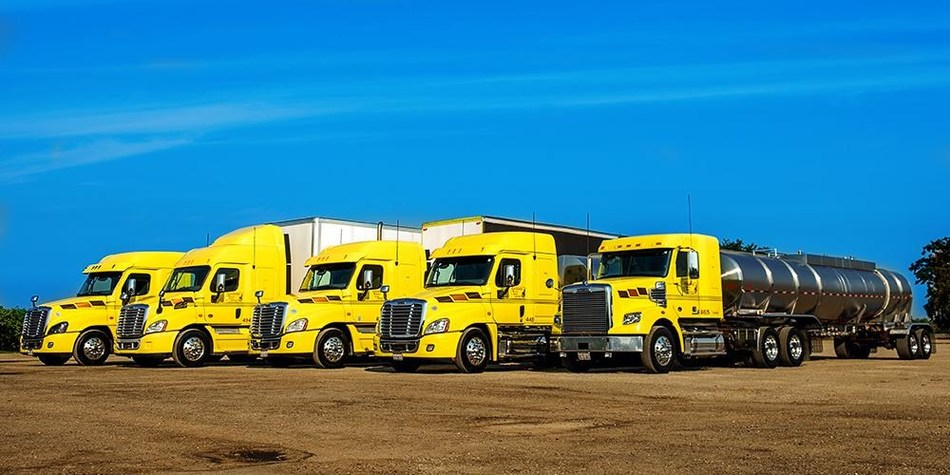 California Trucking Company Cherokee Freight Lines Makes the Switch to Neste MY Renewable Diesel (PRNewsfoto/Neste)