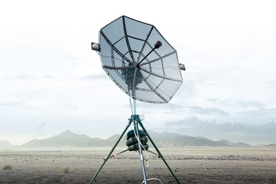 Auto-Tracking Antenna System by Persistent Systems