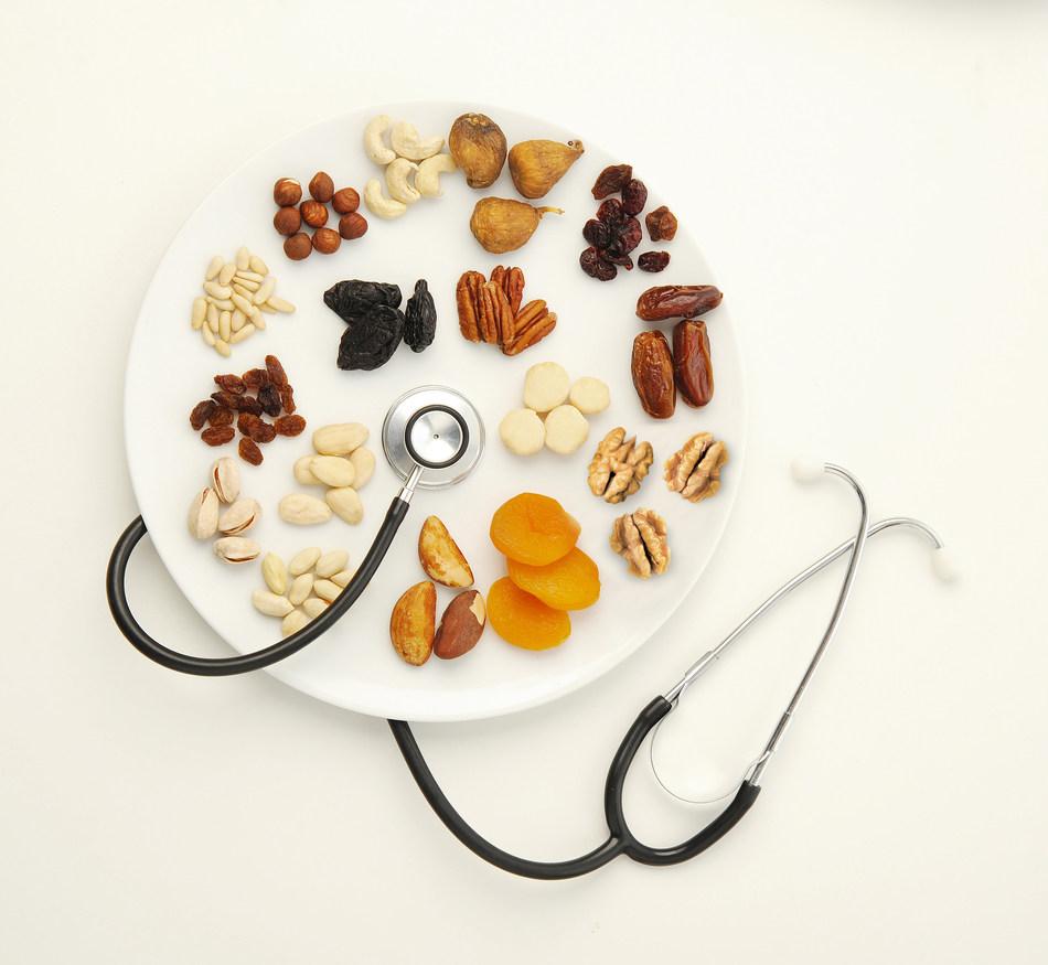 Nuts and Dried Fruits May Help Improve Intestinal Health (PRNewsfoto/INC International Nut and Dried)