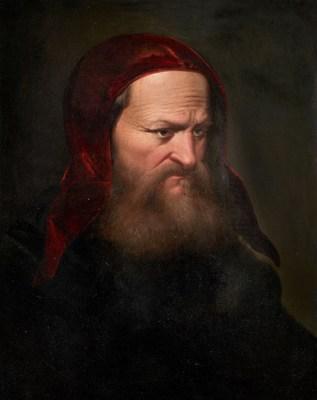 Benvenuto Cellini, self-portrait, 16th century, oil on canvas, 61 x 48 cm (CNW Group/Tamoikin Art Fund)