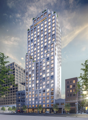 Greenwich West Officially Breaks Ground: A Classic Luxury Loft Building Priced to Sell