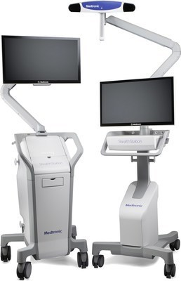 Stealthstation S8 de Medtronic (Groupe CNW/Medtronic of Canada Ltd.)