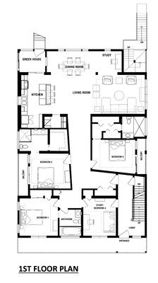 CoHaus Floor Plan