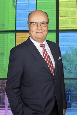 Raymond Larivée, President and CEO of the Palais des congrès de Montréal (CNW Group/Palais des congrès de Montréal)