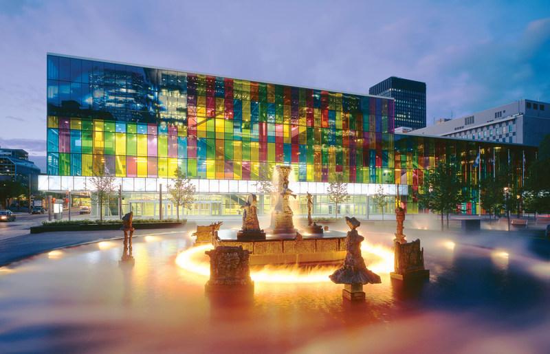 Palais des congrès de Montréal (Montréal Convention Centre) (CNW Group/Palais des congrès de Montréal)