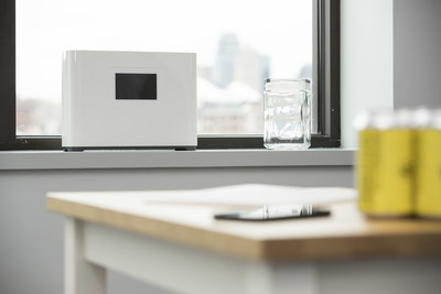 Sprint Magic Box is a low-cost, self-configuring small cell that provides indoor data coverage averaging up to 30,000 square feet.
