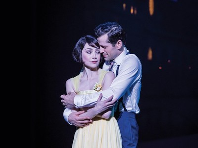 An American in Paris: The Musical in movie theaters on September 20 and 23