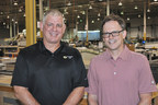 Mark Perlioni, Managing Partner of Ranger Air Aviation, with Kevin Murphy, General Manager, ATS Components