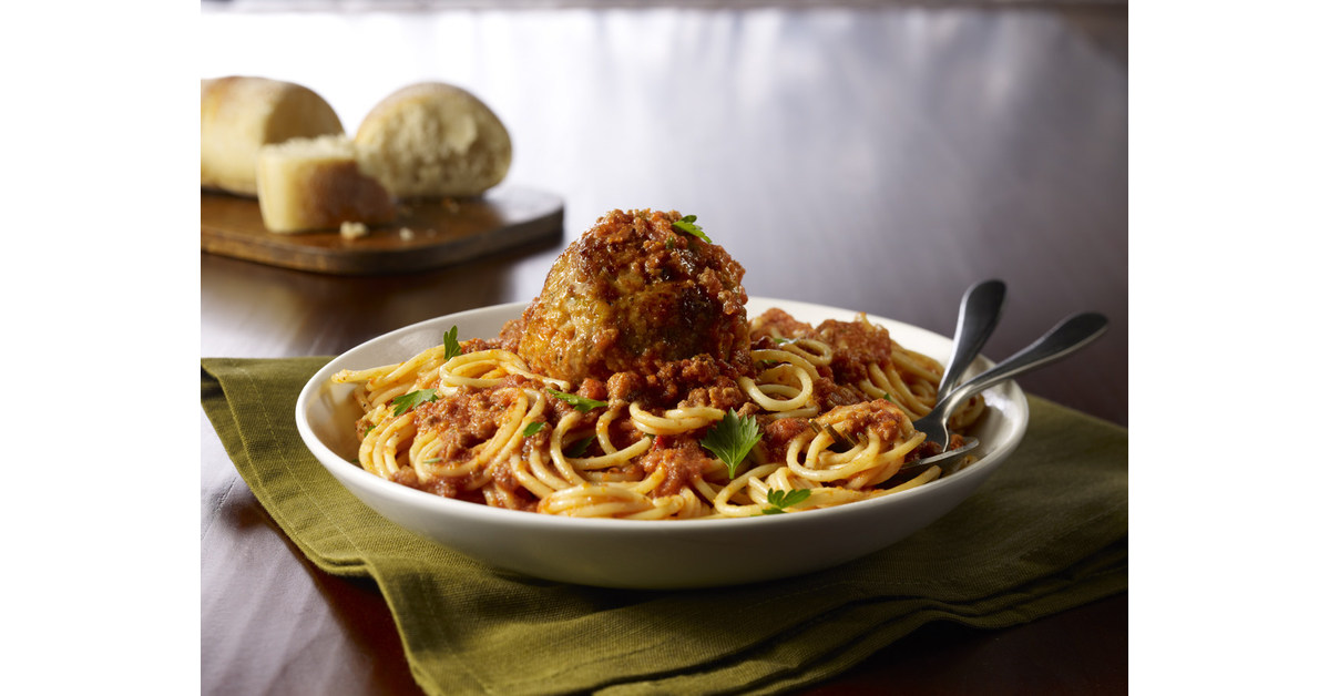 Free lesbians makes out while making spaghetti Maggiano S Partners With Doordash To Offer 2 For 1 Spaghetti And Meatball Pastas And 0 Delivery Fees On July 10