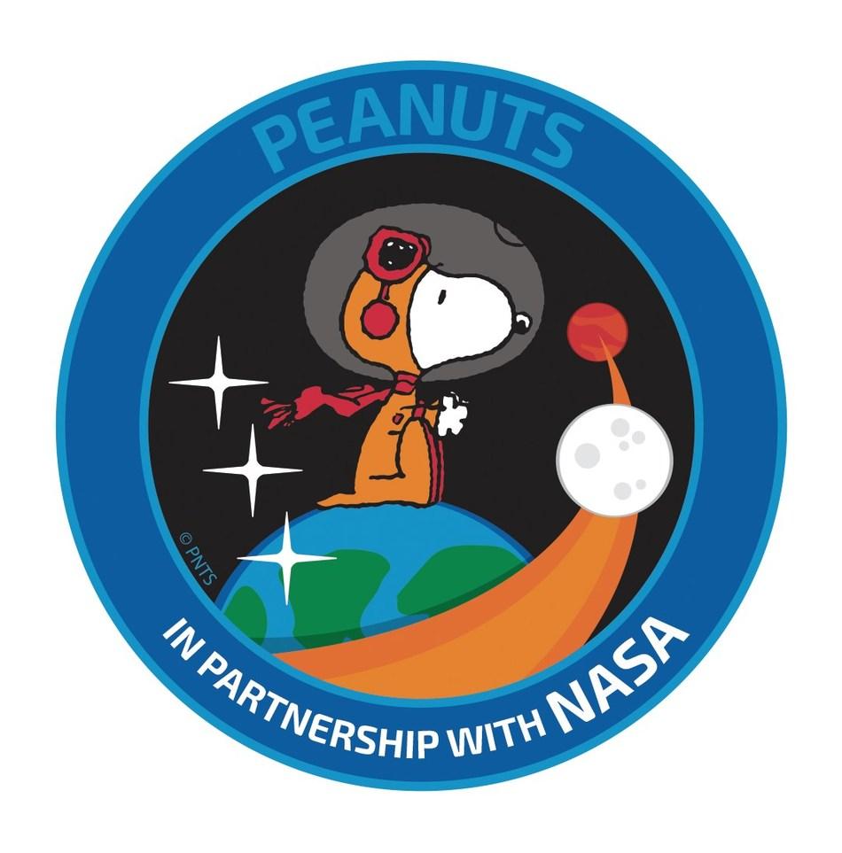 Peanuts Worldwide and NASA's Multi-Year Partnership Celebrates the 50th Anniversary of Apollo 10's Historic Lunar Mission (CNW Group/DHX Media Ltd.)