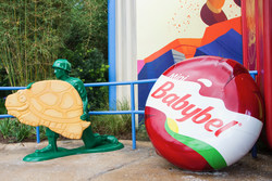 Mini Babybel® featured in the new Toy Story Land at Disney's Hollywood Studios®