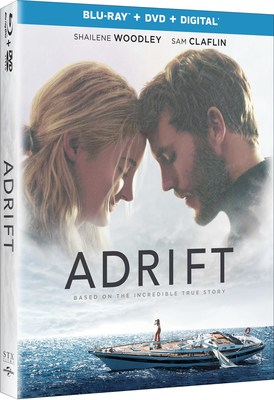 From Universal Pictures Home Entertainment: Adrift