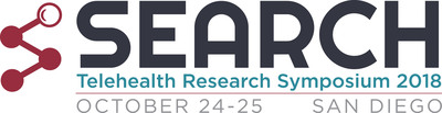 The 4th Society for Education and the Advancement of Research in Connected Health (SEARCH) Telehealth Research Symposium will take place on October 24th and 25th, 2018 in San Diego, CA. The annual meeting brings together leading clinicians, researchers, administrators and thought leaders to discuss how telehealth can be used to improve healthcare delivery. Learn more at http://searchsociety.org/search2018/.