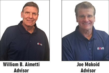 Advisor William Aimetti and Advisor Joe Makoid (PRNewsfoto/GAVS Technologies)