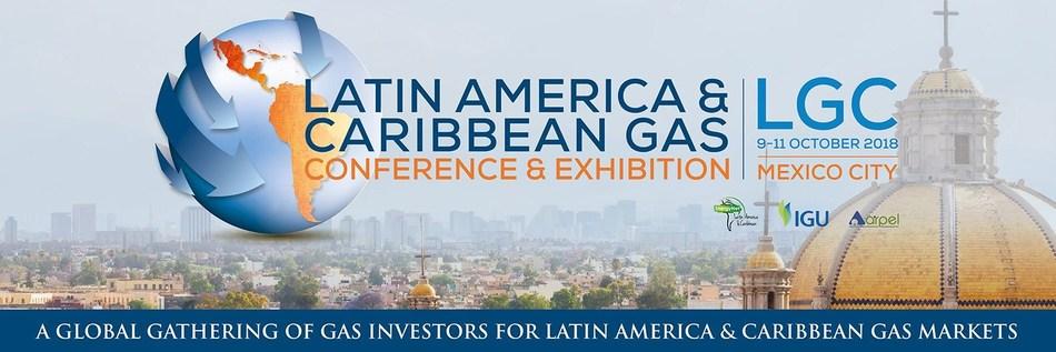 Latin America & Caribbean Gas Conference & Exhibition (LGC) (PRNewsfoto/LGC)