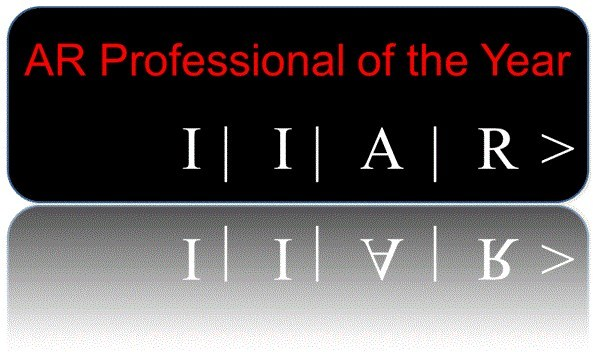 IIAR AR Professional of the Year logo
