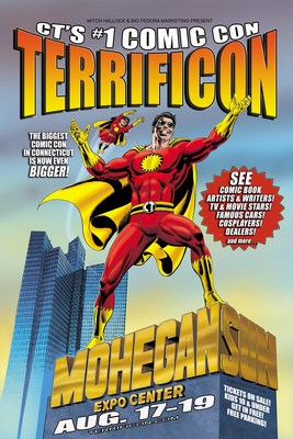 TERRIFICON Brings Comic Con Action to Mohegan Sun's All-New, Giant Sized Expo Center  Photo