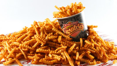 Philadelphia based Chickie's & Pete's will raise funds for families of fallen police officers through their annual Crabfries for Heroes Day.  The event takes place tomorrow from 11am – midnight at participating full service Chickie's & Pete's locations throughout Pennsylvania and New Jersey. To date the event has raised over $50,000.   Learn more at www.ChickiesandPetes.com.