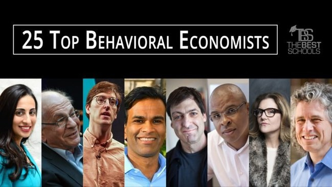 25 Top Behavioral Economists - TheBestSchools.org