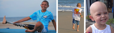 Critically Ill Children and Their Families Find Joy, Hope and Healing by The Sea in Ocean City Maryland