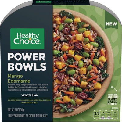 Veg mango – Healthy Choice has introduced two new vegetarian Power Bowls