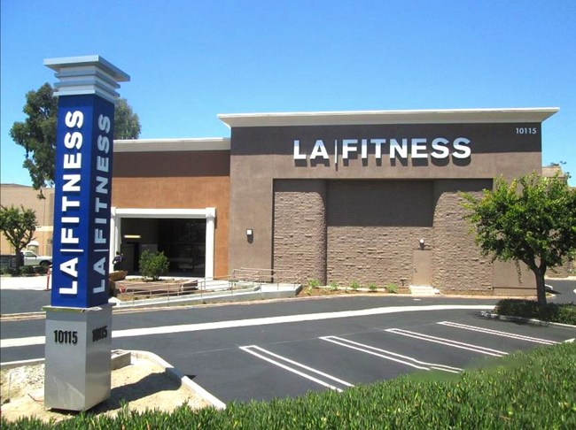 LA Fitness Fountain Valley location