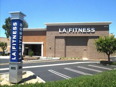 LA Fitness Fountain Valley location