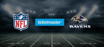Ticketmaster, Baltimore Ravens, and M&T Bank Stadium Extend Partnership And Move To Digital Ticketing For A Better Fan Experience