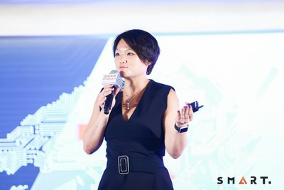 Jessica Tan, deputy CEO, COO and CIO of Ping An Group