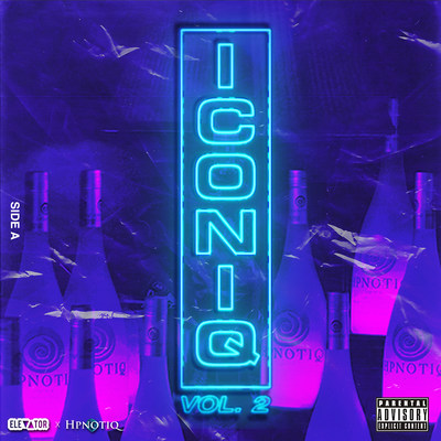 HPNOTIQ PARTNERS WITH HIP-HOP ICONS THE LOX AND ELEVATOR FOR ICONIQ VOL.2 MIXTAPE.THE ICONIQ MIXTAPE VOL.2 WILL CONTINUE THE BRAND'S STORIED RELATIONSHIP WITH HIP-HOP.