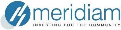Meridiam Logo (PRNewsfoto/Global Infrastructure Hub)